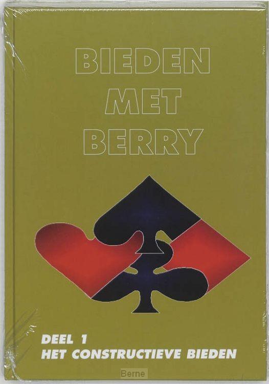Bieden met berry / 1 constructieve bieden