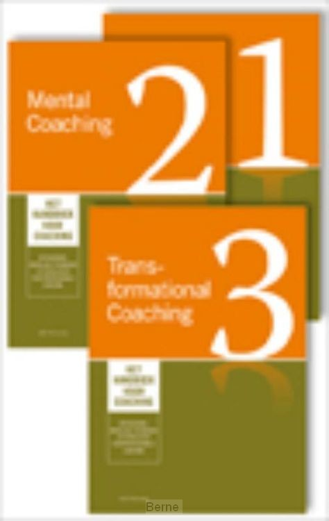 Het Handboek voor Coaching set 3 delen