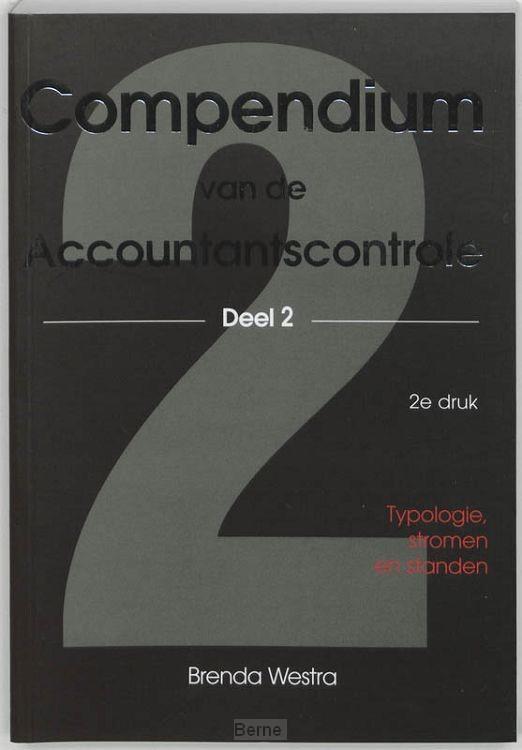Compendium van de accountantscontrole /