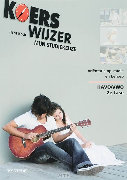 Havo/vwo 2e fase / Koerswijzer / Mijn studiekeuze