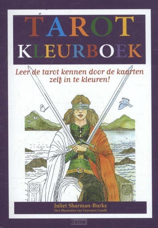 Het Tarot kleurboek