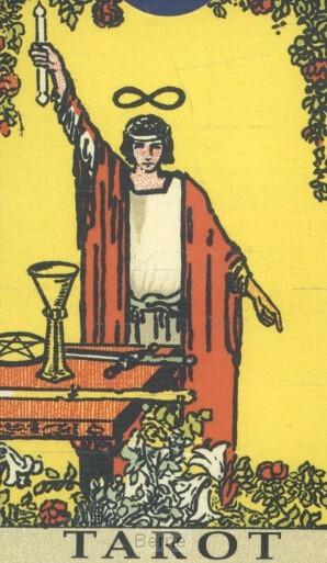 Het klassieke tarotspel van A.E. Waite klein formaat - met Nederlandse tekst