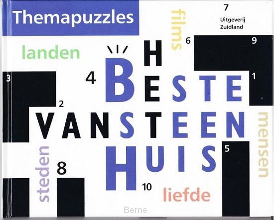 Het beste van Steenhuis / Themapuzzles