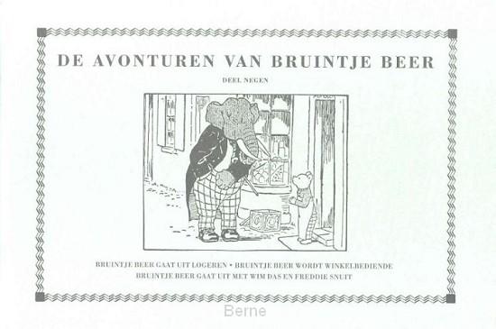 De avonturen van Bruintje Beer / 9