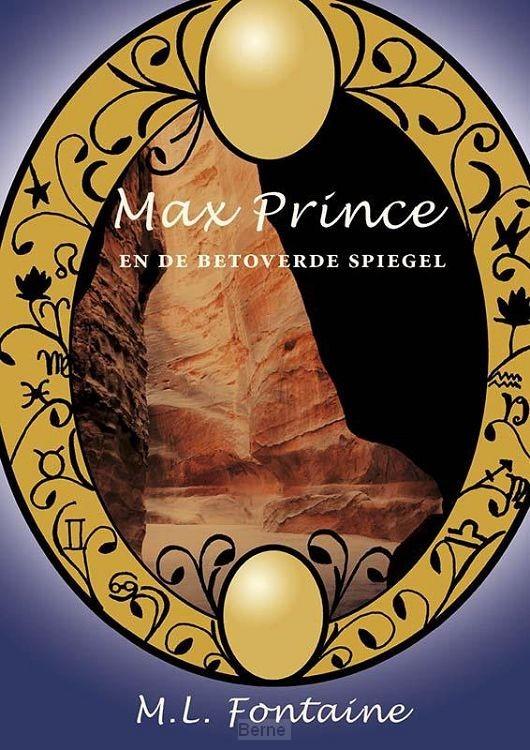 Max Prince en de betoverde spiegel