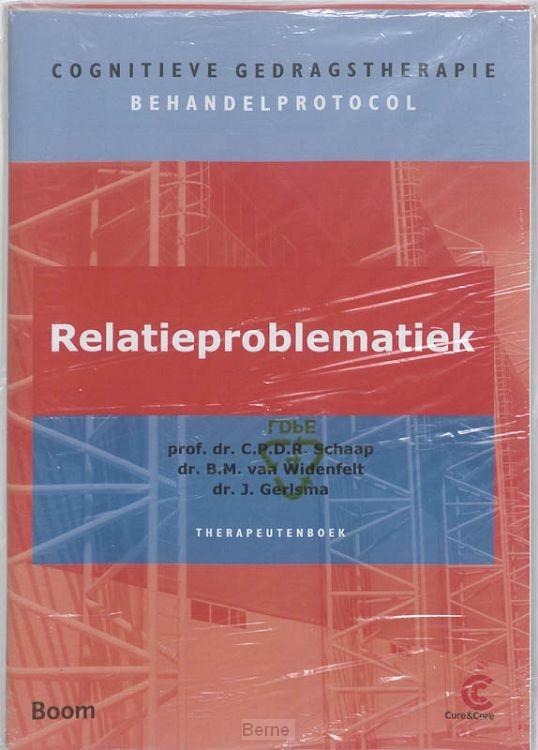 relatieproblematiek / Behandelprotocol / Therapeutenboek en werkboek