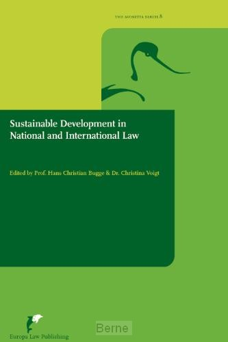 Sustainable development in national and