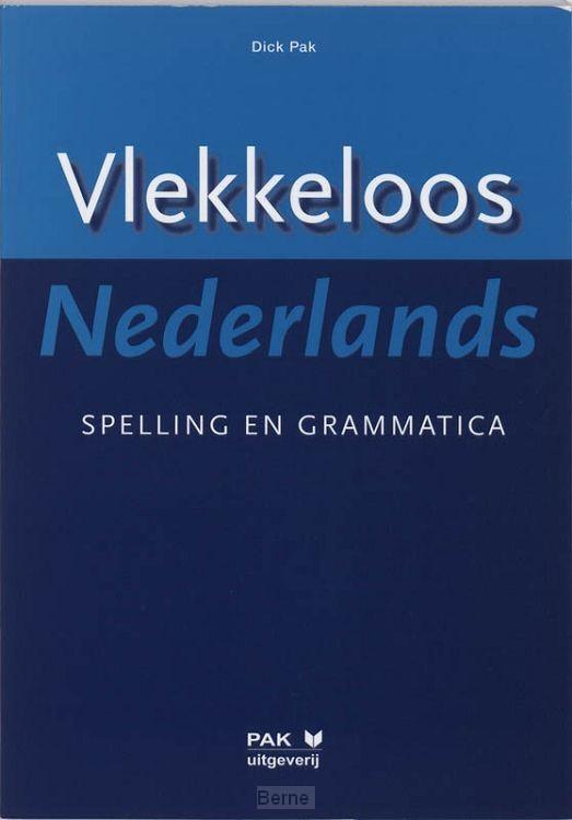 Vlekkeloos Nederlands / Spelling en grammatica