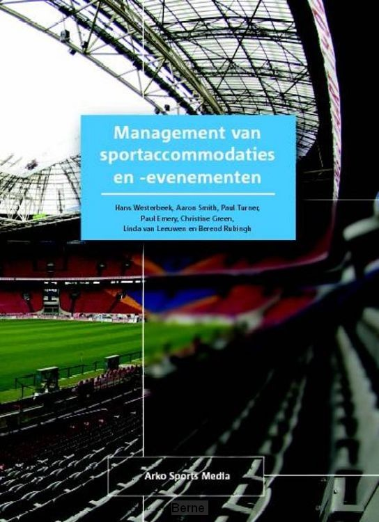 Management van sportaccommodaties en -evenementen