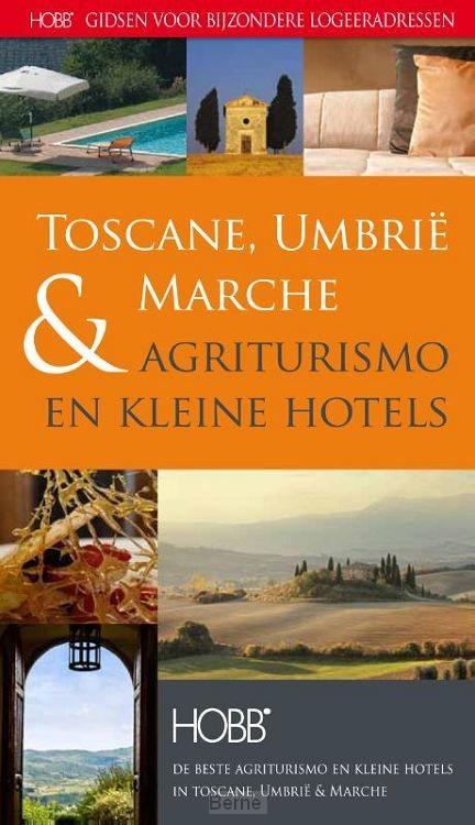 Agriturismo en kleine hotels / Toscane,