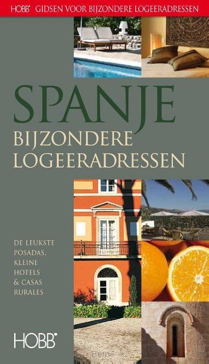Spanje bijzondere logeeradressen