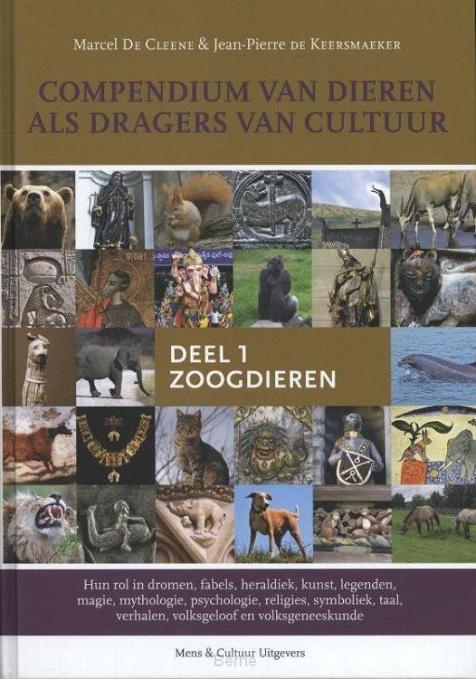 Compendium van dieren als dragers van cultuur / 1 Zoogdieren
