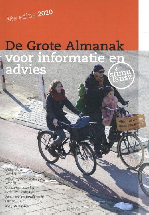 De Grote Almanak voor informatie en advies / 2020