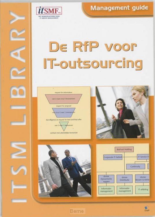 De RfP voor IT-outsourcing