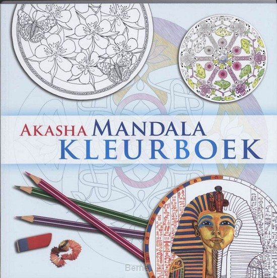 Akasha Mandalakleurboek