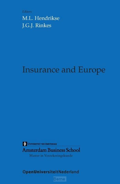 Insurance and Europe