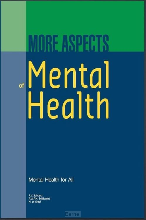 More aspects of mental health