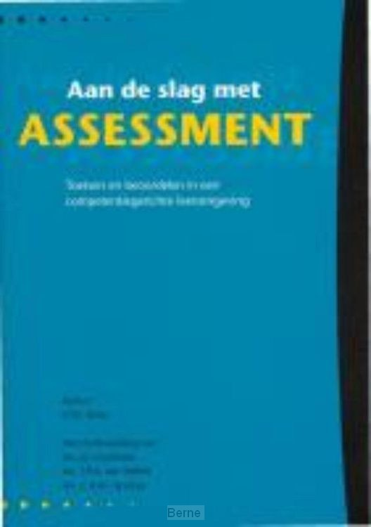 Aan de slag met assessment