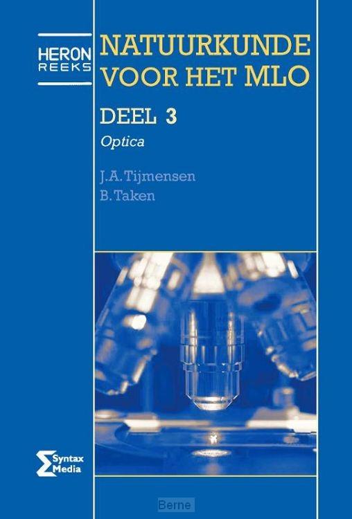 3 / Natuurkunde voor het MLO / Optica