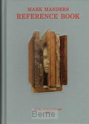 Mark Manders reference book