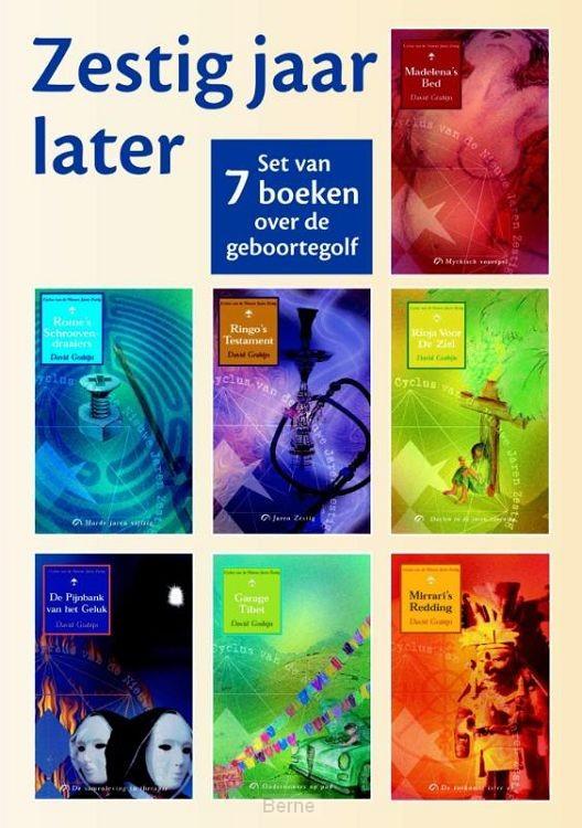 Zestig jaar later set van 7 boeken