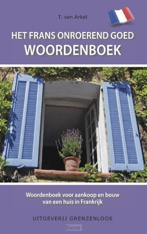 Het Frans onroerend goed woordenboek