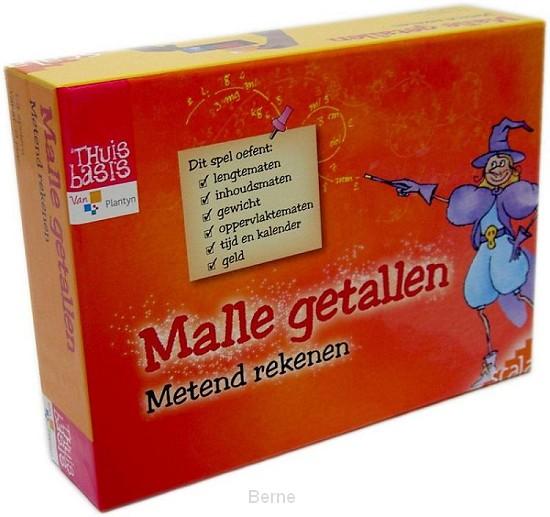 Malle Getallen / Metend rekenen