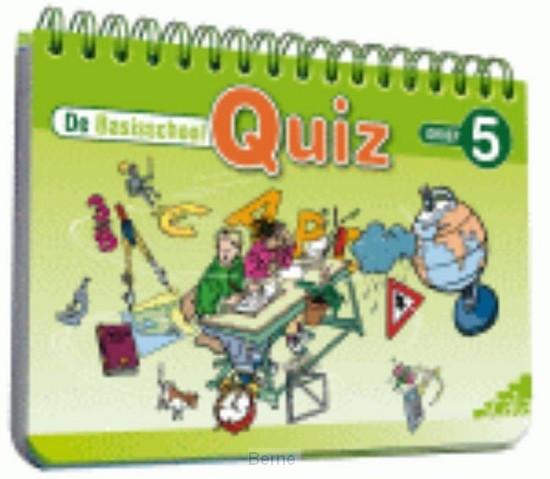 De Basisschool Quiz / Groep 5