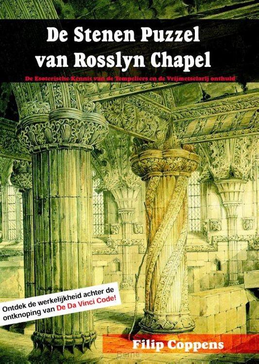 De Stenen Puzzel van Rosslyn Chapel