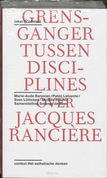 Jacques Ranciere set a 2 ex