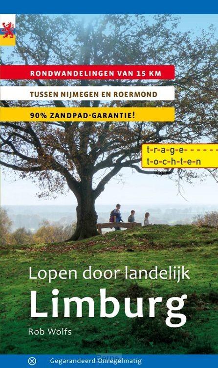Lopen door landelijk Limburg