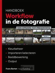Handboek workflow in de fotografie