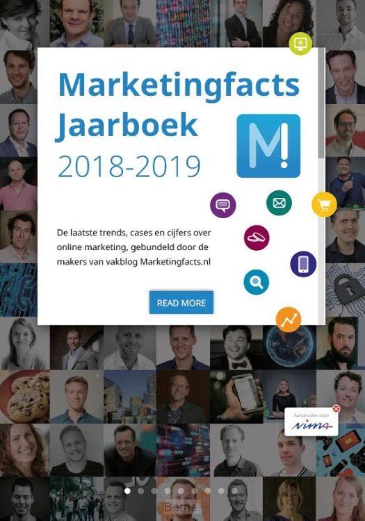 Marketingfacts Jaarboek / 2018-2019