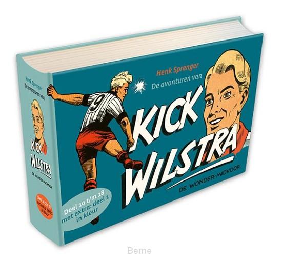 De avonturen van Kick Wilstra / 10 t/m 18