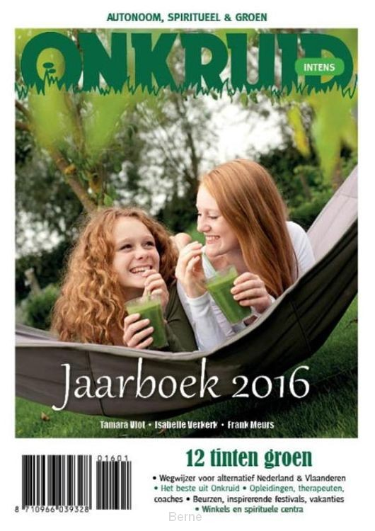 Onkruid-Intens Jaarboek 2016