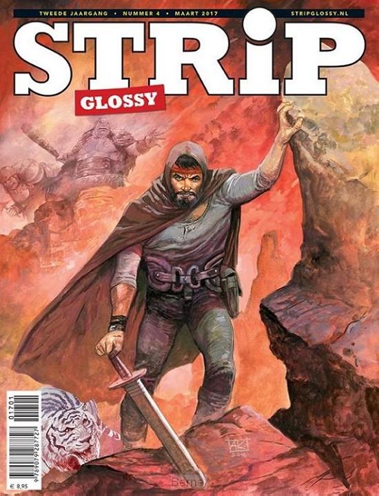 StripGlossy 4 / tweede jrg nr. 4 maart 2017