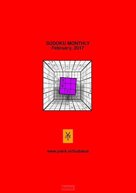 Sudoku monthly / February 2017