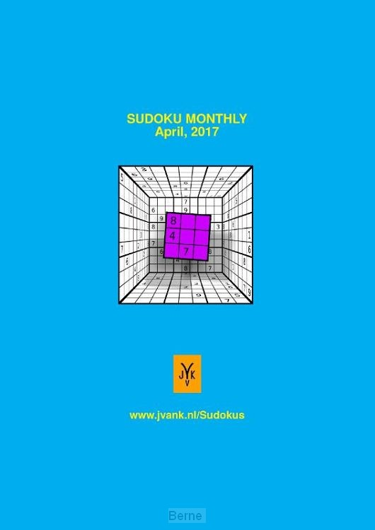 Sudoku Monthly / april 2017