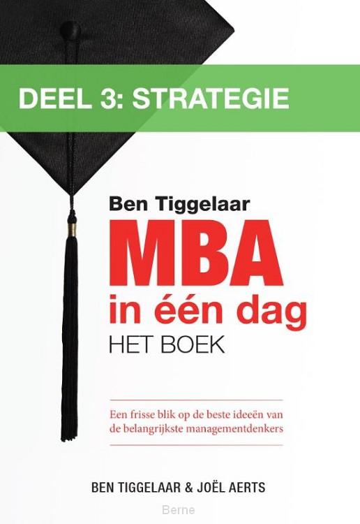MBA in een dag / 3 Strategie