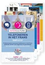 Frans set 10 cd's / Interculture / Taaltrainer