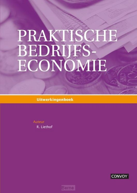 Praktische bedrijfseconomie uitwerkingen