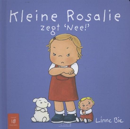Kleine Rosalie zegt nee!