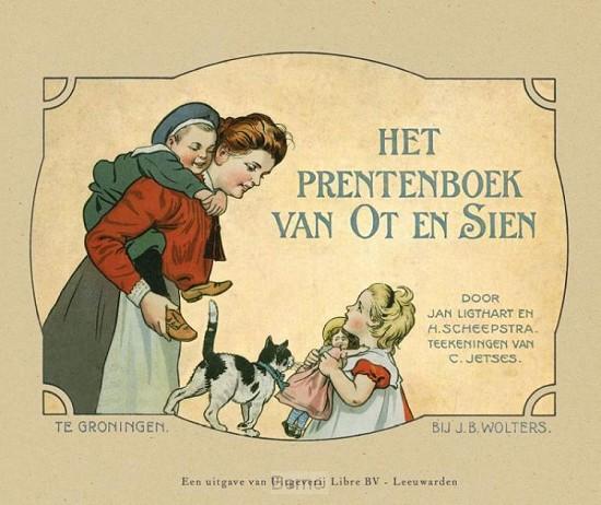 Het Prentenboek van Ot en Sien