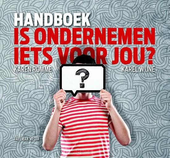 Handboek is ondernemen iets voor jou?