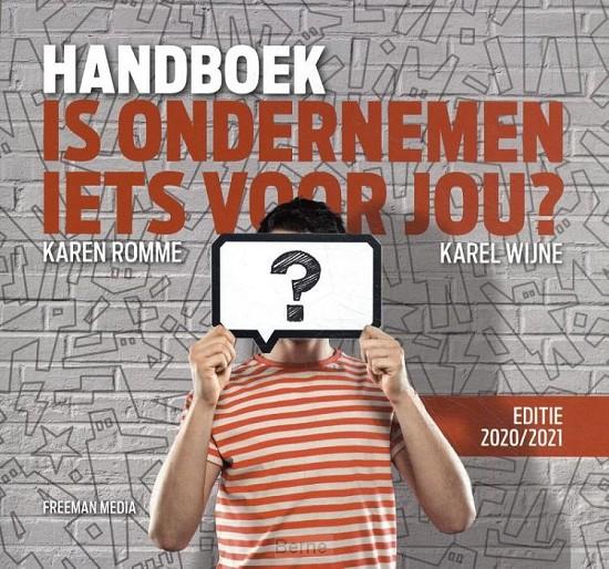 Handboek Is ondernemen iets voor jou? EDITIE 2020/2021