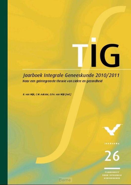 Jaarboek integrale geneeskunde / 2010/2011