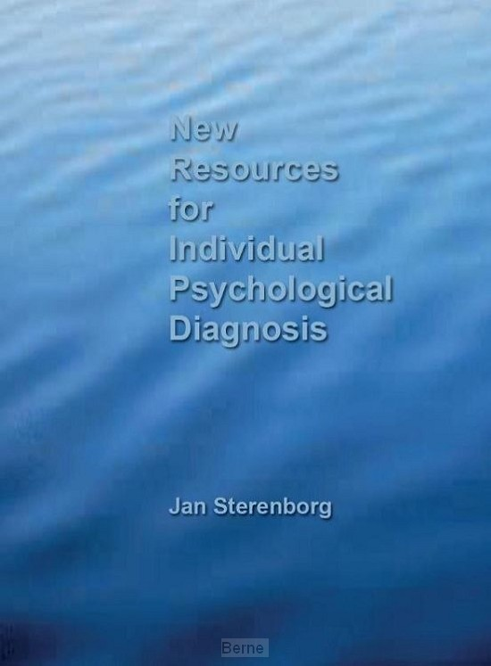New resources for indidual psychological diagnosis