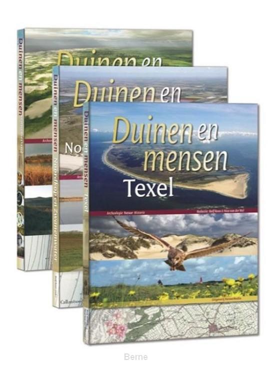 Duinen en mensen van Kennemerland tot Texel