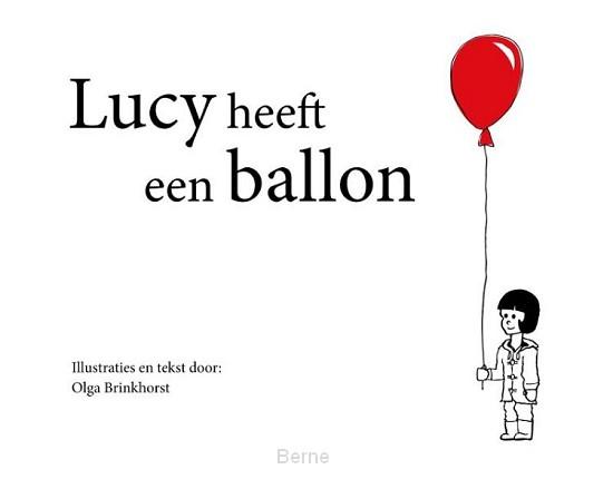 Lucy heeft een ballon