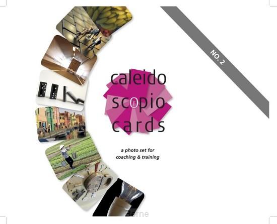 Caleidoscopio cards No. 2